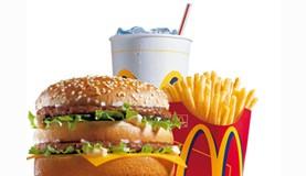 MacDonalds Fast Food Franchise